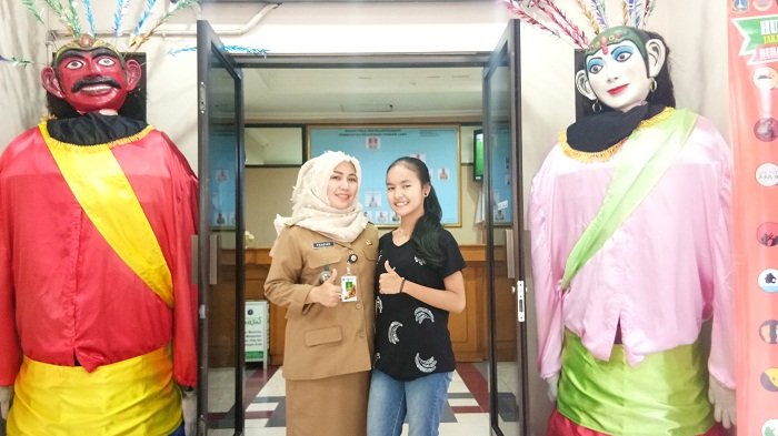 Selly Fristi, Gadis Belia Pondok Labu yang Wakili DKI di Liga Dangdut Indonesia