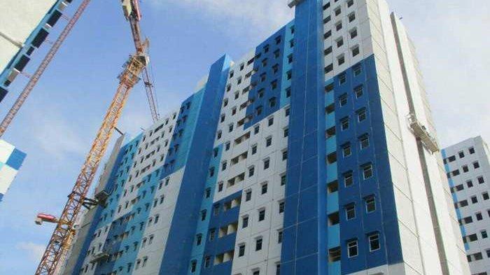 Antisipasi Peningkatan Kasus Covid-19, Disiapkan 2.500 Tempat Tidur di Rusun Nagrak