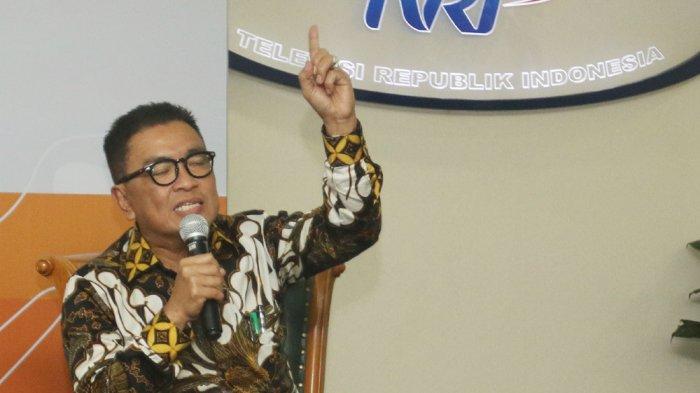 LAWAN Dewan Pengawas TVRI, Helmy Yahya Jadikan Mantan Wakil Ketua KPK Sebagai Kuasa Hukum