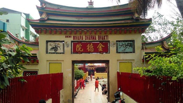 Hindari Penyebaran Covid-19, Wihara Dharma Bhakti Tidak Gelar Sembahyang Imlek