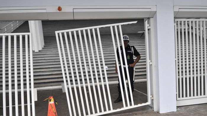 Panitia Piala Presiden Jaminkan 25 Persen Keuntungan Tiket untuk Kerusakan SUGBK