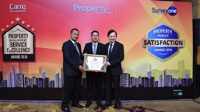 Kawasan Sunrise Property Jakarta Garden City Raih Penghargaan PMSEA