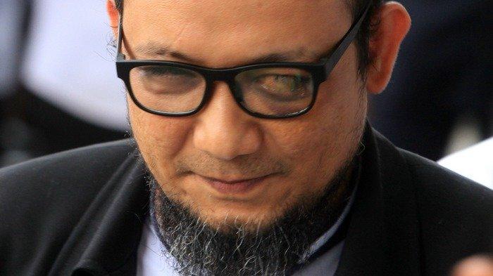 Novel Baswedan Bilang Tetangga dan Saksi Tak Yakin RB dan RM Penyiram Air Keras pada 11 April 2017