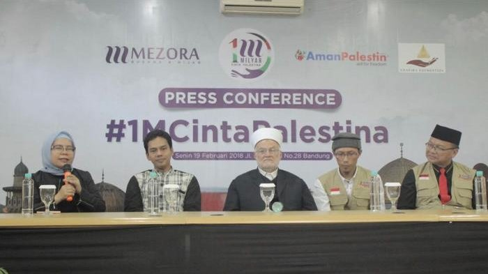 Organisasi yang Peduli Nasib Marsyarakat Palestina Masih Minim