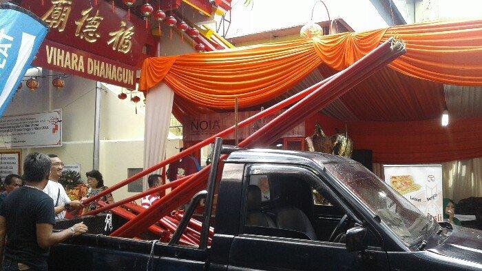 Pawai Cap Go Meh Juga Digelar di Jalan Jatinegara