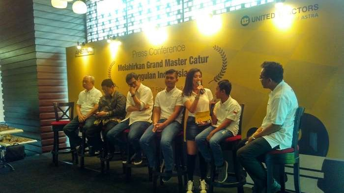 Sudah Cetak Sejarah, Percasi Masih Menanti Sejarah Baru dari Pecatur Indonesia di FIDE World Cup