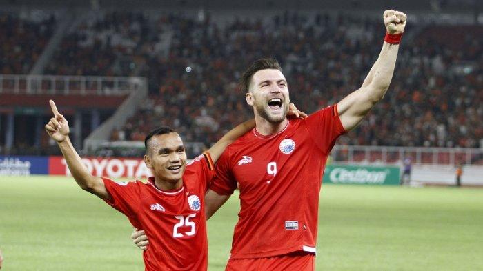 Ini Fakta Bahwa Kombinasi Riko Simanjuntak-Marko Simic yang Terbaik di Liga 1 Indonesia