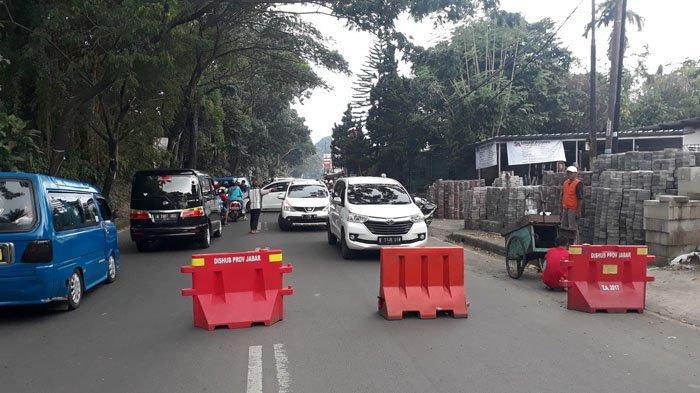 Tak Ada Pemberlakuan Kanalisasi Jalur Puncak di Minggu Tanggal 3 November 2019 Sampai Akhir Bulan