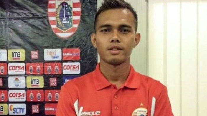 Rezaldi Hehanusa Siap Menangkan Persija di Laga Kontra Bali United