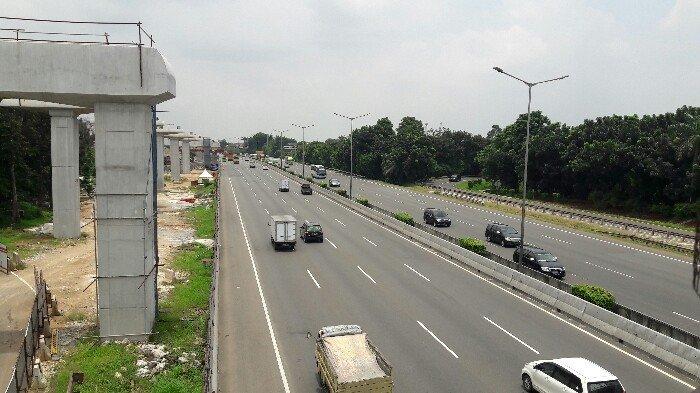 Persiapan Arus Mudik, Besok Jasa Marga Mulai Perbaiki Ruas Tol Jakarta-Cikampek