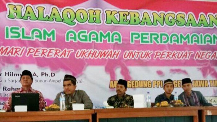 Darul Fattah Tegaskan Islam Agama Perdamaian Yang Pererat Persatuan Bangsa