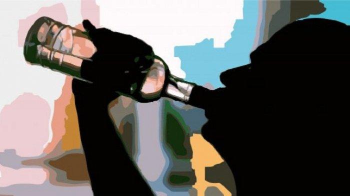 Empat Orang Meregang Nyawa dan Tiga Kritis Akibat Pesta Minuman Keras di Karawang
