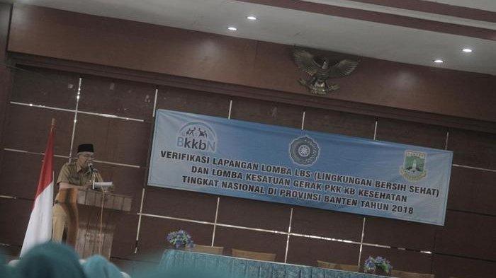Dapat Sanjungan Kampung Kumuh Disulap Jadi Kampung Sehat di Tangerang