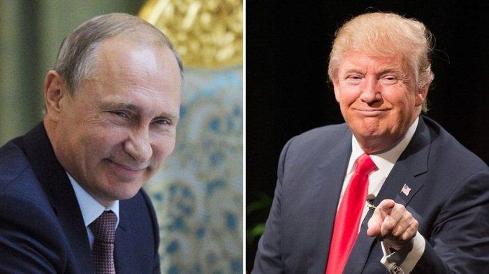 Rusia: Trump Undang Putin ke Gedung Putih, AS: Belum Pasti