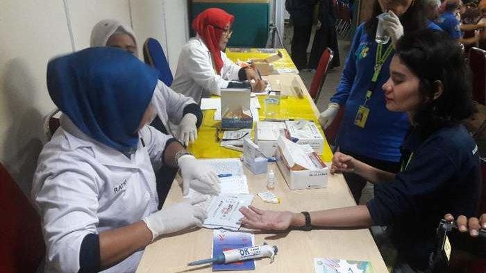 Ada Sebanyak 1.361 Kasus HIV Aids Menular di Tangerang