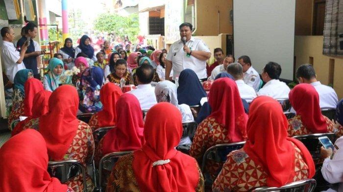 Posyandu Sekar Wangi Semper Barat Wakili DKI Lomba Tingkat Nasional