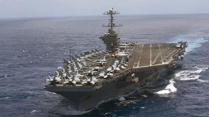 Perang AS Vs Iran, Ini Jenis Rudal Balistik Milik AS dan Iran plus Kekuatan Militer Masing-masing