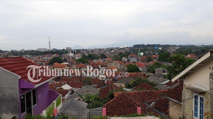 Inilah Potret Salah Satu Permukiman Padat di Kota Bogor, Waspada Bila Terjadi Musibah