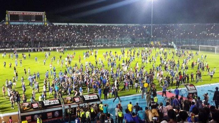 Mario Gomez Tuntut Tindakan Tegas PSSI atas Kerusuhan di Malang
