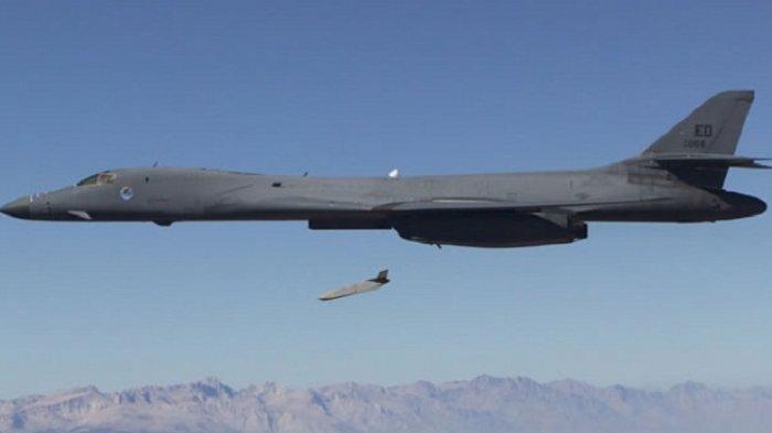 1 Misil JASSM Seharga Rp 19 Miliar, AS Lepas 19 Misil untuk Serang Suriah