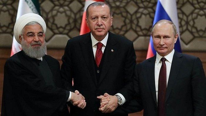 Dukung Serangan AS ke Suriah, Turki Tegaskan Tetap Beraliansi dengan Iran dan Rusia