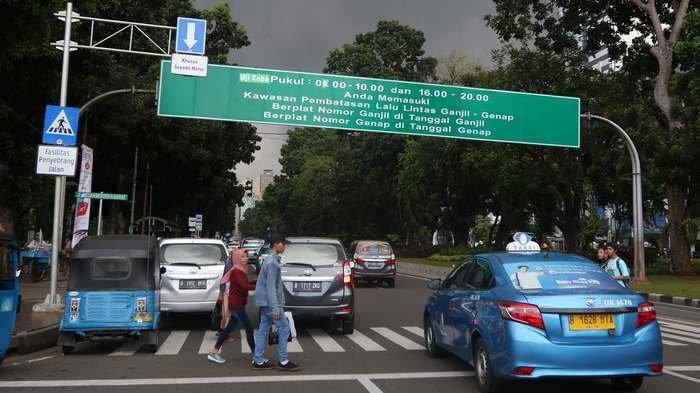 Ganjil Genap Cuma Jadi Rem Darurat, Hanya Digunakan Jika Kasus Covid-19 di Jakarta Melonjak