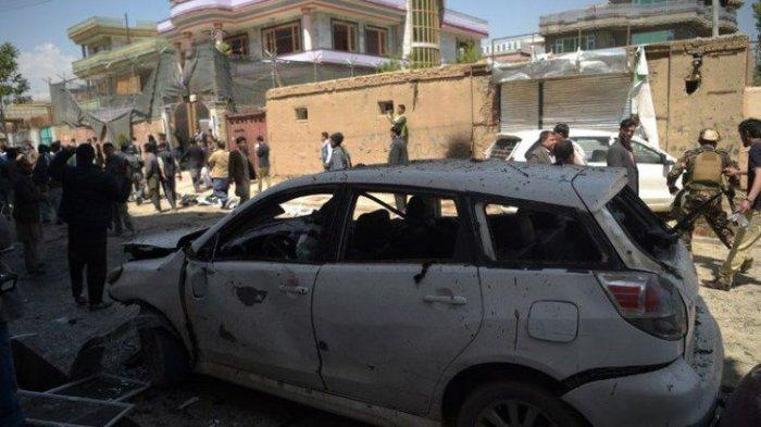 Netizen Malah Salahkan Pemerintah Soal Bom Bunuh Diri yang Tewaskan 27 Warga di Kabul