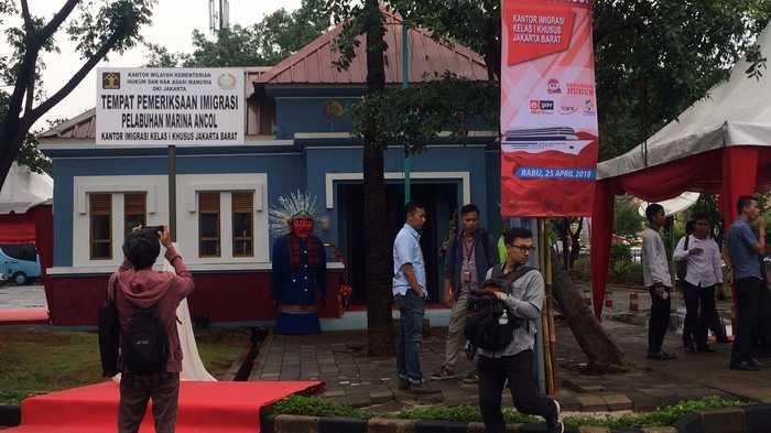 TPI Pelabuhan Marina Ancol, Jawaban Kemenkumham atas Permintaan Jokowi