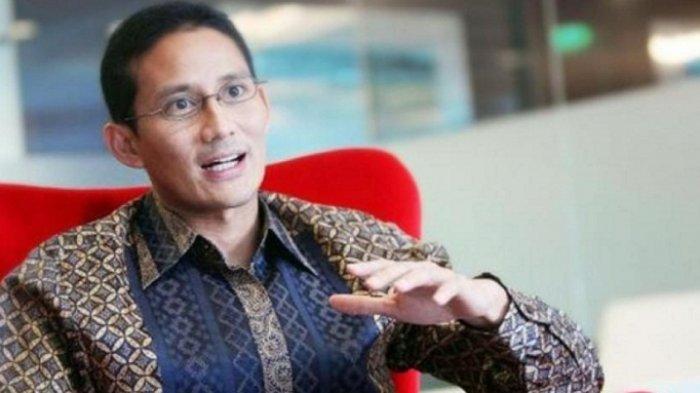 Diperintah Jokowi, Sandiaga Berharap Bus Listrik Bisa Hadir di Asian Games 2018
