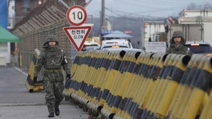 Pesenam Jadi Pembelot Korea Utara, Lompati Pagar Berkawat Setinggi 3,6 Meter dan Kabur ke Negara Ini