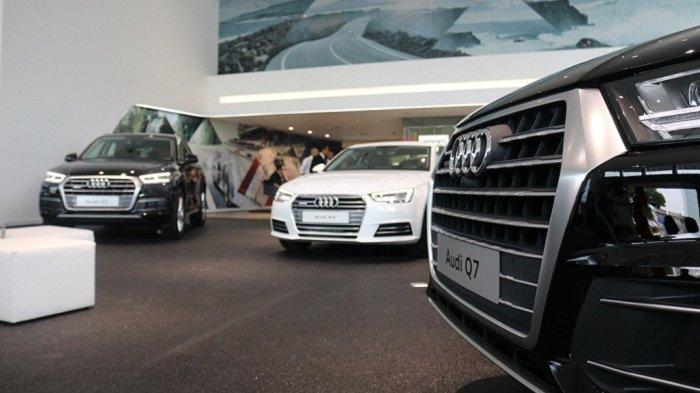 Showroom Audi MT Haryono, Bukti Eksistensi Audi Indonesia