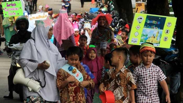 Kebutuhan TK Negeri di Kecamatan Pademangan Mendesak