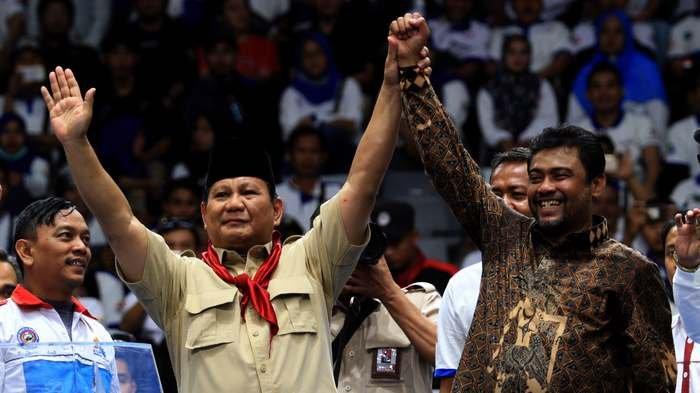 Prabowo Klaim 80 Persen Tuntutan Buruh Sudah Diakomodasi di UU Cipta Kerja, Gerindra Paling Membela