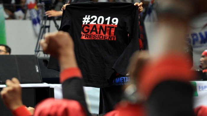 PKS Serahkan ke Masyarakat Soal Perubahan Gerakan #2019GantiPresiden Jadi #2019PrabowoPresiden