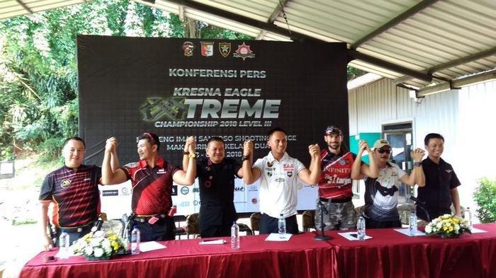 Petembak Kelas Dunia Berlaga di Kejuaraan Menembak di Depok