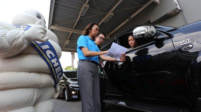 BERITA FOTO: Beginilah Michelin Edukasi Road Safety untuk Mahasiswa