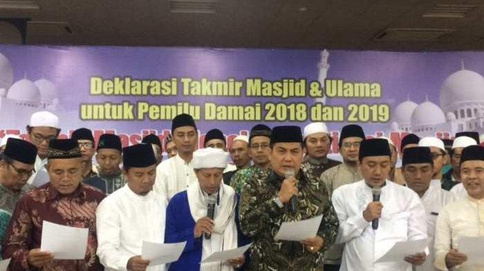Sekjen PBNU: Masjid Tolak Politisasi dan Terorisme Atas Nama Agama