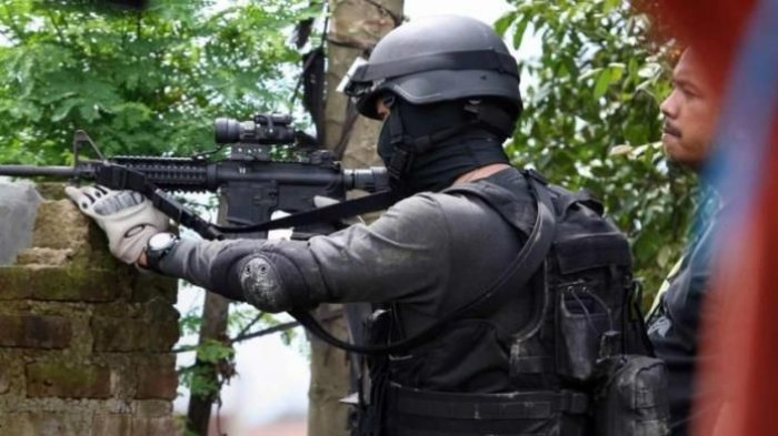 Rancang Ledakkan Bom di SPBU Bogor, Saiful Basri Sempat Ikuti Sidang Rizieq Shihab Tiga Kali