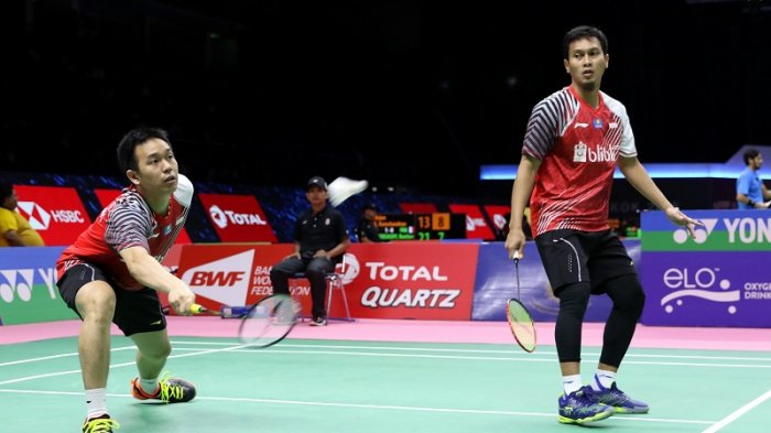 Tim Thomas Indonesia Gagal ke Final Setelah Dikalahkan Tiongkok 3-1