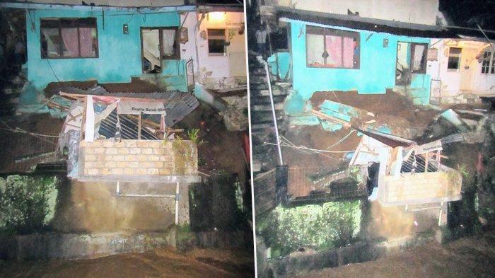 Camat Bogor Selatan Janji Bangun Rumah Korban Longsor di Kampung Sukajadi Kota Bogor