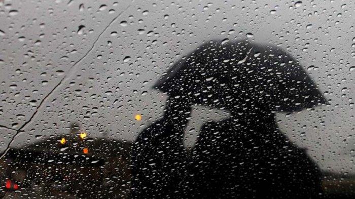 Prakiraan Cuaca Selasa 15 Desember 2020, BMKG: Hujan Sedang-Lebat di Sebagian Wilayah Indonesia