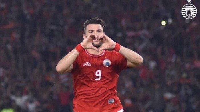 Marko Simic Rela Sia-siakan Tiket Tonton Final Piala Dunia 2018 demi Bela Persija Lawan Bali United