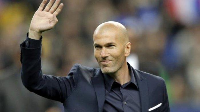 Tak Terhentikan, Zinedine Zidane Sebut Real Madrid Pantas Mendapat Banyak Rasa Hormat