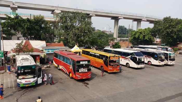 Parah! Hanya 10 Persen Armada Bus yang Laik Jalan di Terminal Kampung Rambutan