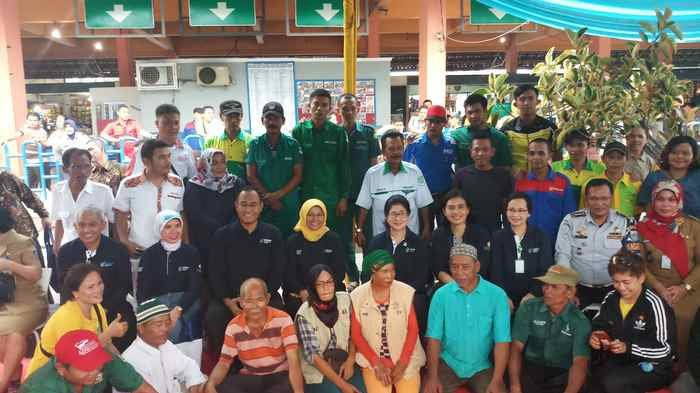 Menkes Berdialog dengan Sopir Bus Jarak Jauh di Terminal Kampung Rambutan