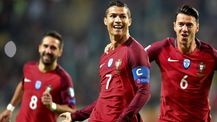 Sedang Berlangsung Live Streaming Portugal Vs Israel di Laga Uji Coba, Cristiano Ronaldo Main