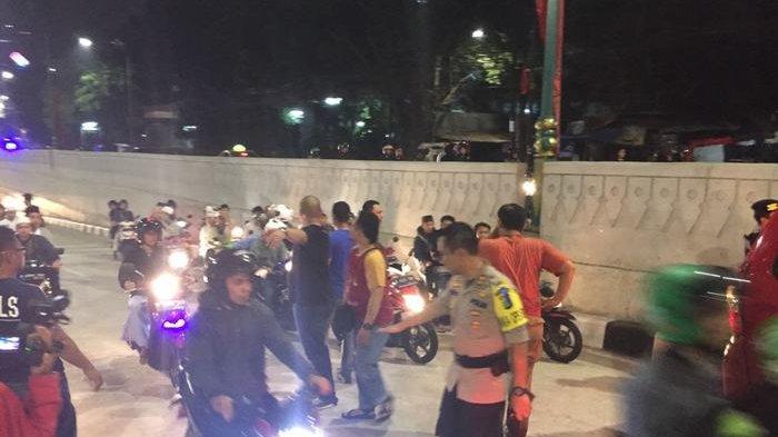 Polisi Gandeng Ulama hingga Habib untuk Larang Sahur on The Road di Jakarta Barat