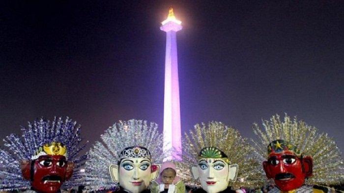 HUT Jakarta ke-494, Wali Kota Jakarta Timur Minta Warga Tetap Berkarya di Tengah Pandemi