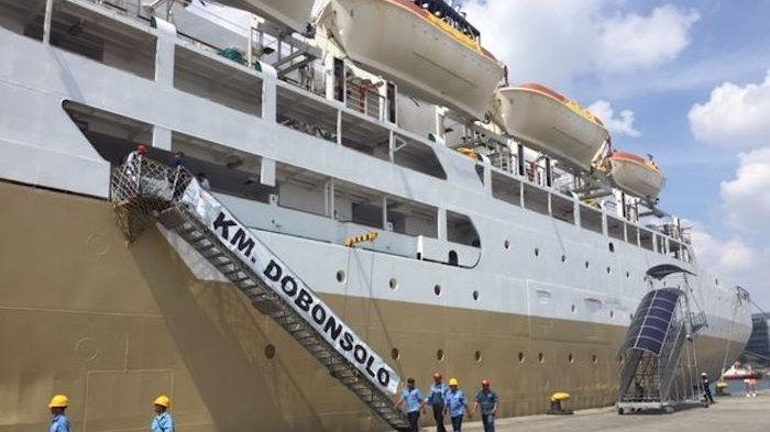 Lebih Fokus di Perjalanan, Khairudin Sumringah Mudik Gratis dengan Kapal Laut