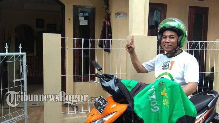 Driver Ojol di Bogor Dicari-cari Timses Ridwan Kamil, Ada Apa?